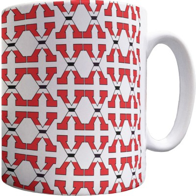 XX Pattern Mug