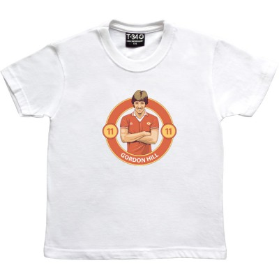 Gordon Hill: 70s United