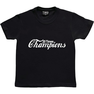 20 Times Champions Cola