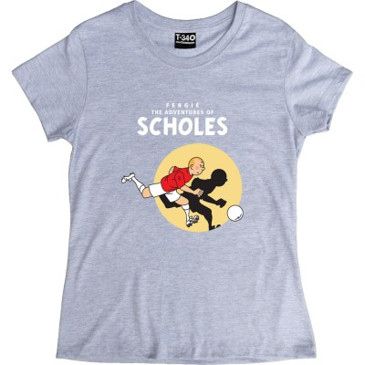 Fergie's Adventures Of Scholes