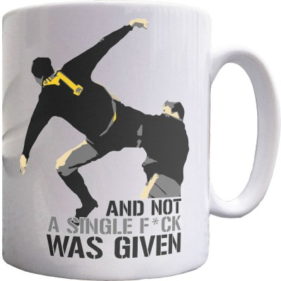 ...And Not A Single F*** Was Given (Censored) Ceramic Mug
