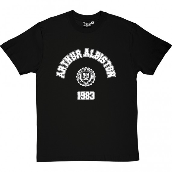 Arthur Albiston 1983 T-Shirt