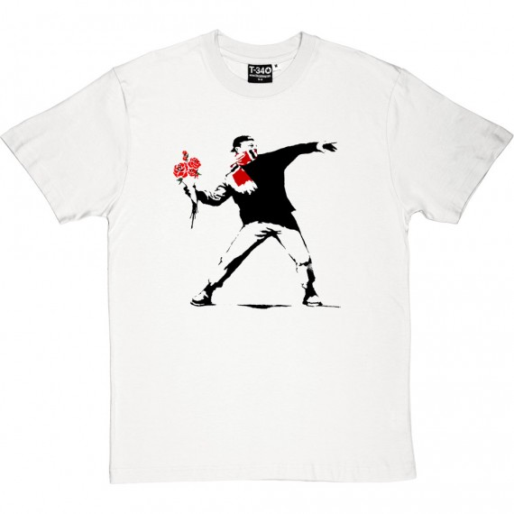 United Banksy T-Shirt