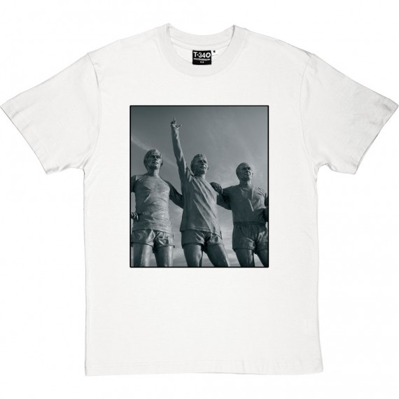 Best, Charlton, Law Photograph T-Shirt