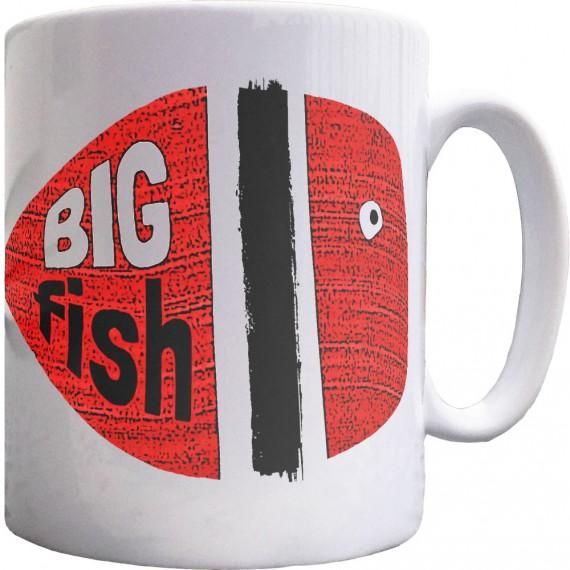 Big Fish, Little Fish Ceramic Mug