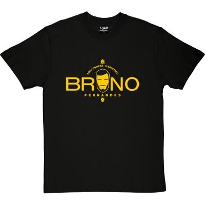 """Bruno Fernandes """"Portuguese Magnifico"""""""