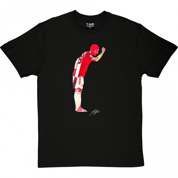 Bruno Red T-Shirt