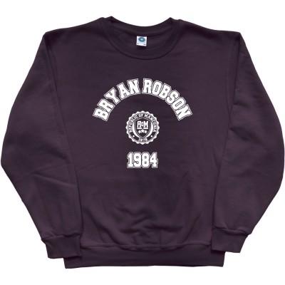 Bryan Robson 1984