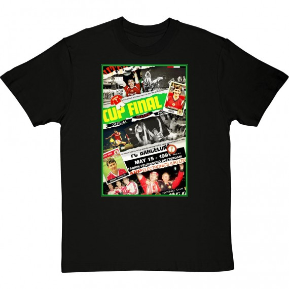 Bryan Robson Collage T-Shirt