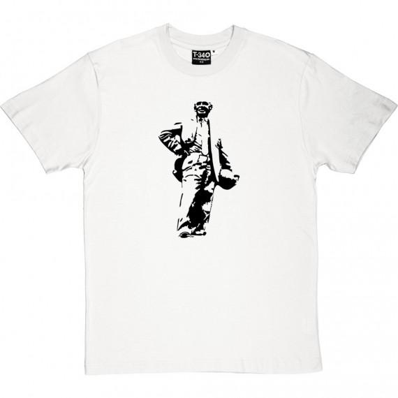 Sir Matt Busby Statue T-Shirt
