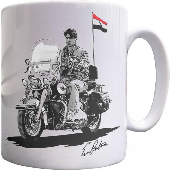 Cantona Harley Ceramic Mug