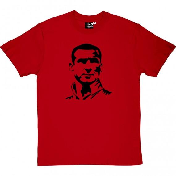 Eric Cantona Stencil T-Shirt