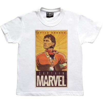 Bryan Robson: Captain Marvel