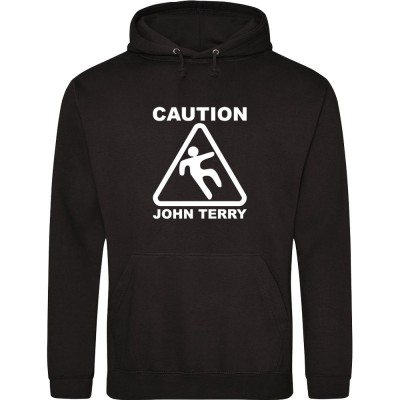 Caution: John Terry