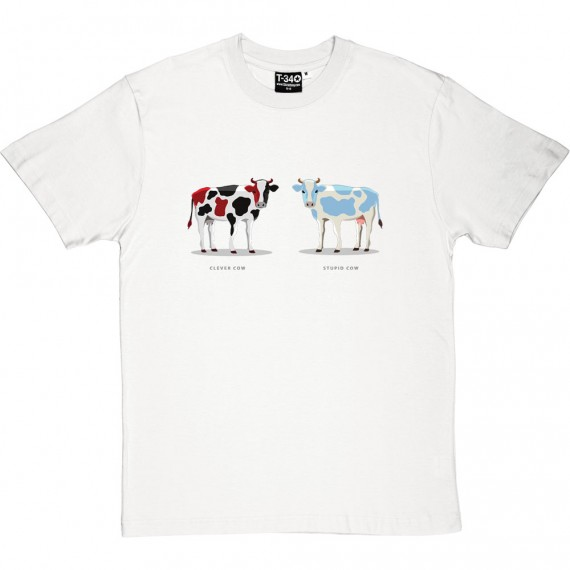 United and City Cows T-Shirt