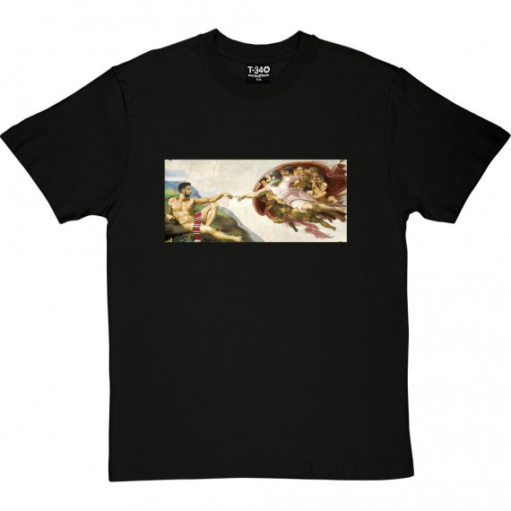 The Creation Of Man (United) T-Shirt