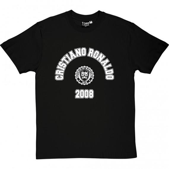 Cristiano Ronaldo 2008 T-Shirt