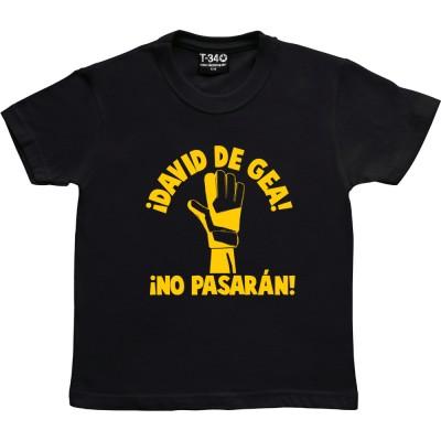 David de Gea: No Pasaran!