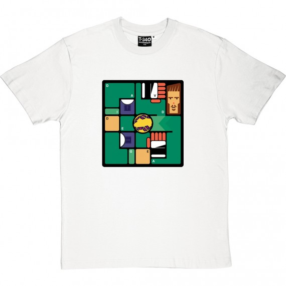 David de Gea: Cubism T-Shirt
