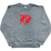 Red Devil and Liver Bird T-Shirt
