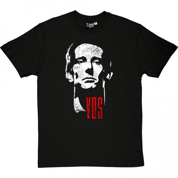 """Edwin van der Sar """"VDS"""" T-Shirt"""