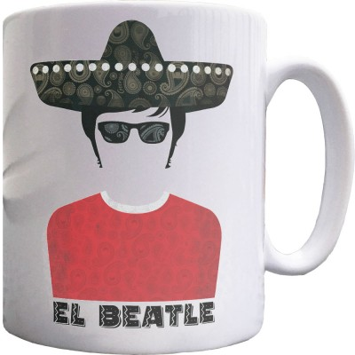 El Beatle Ceramic Mug