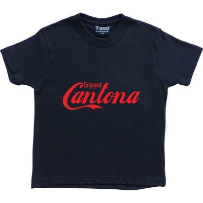 Enjoyed Cantona