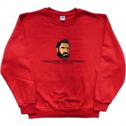 "Eric Cantona ""Apology"" T-Shirt"