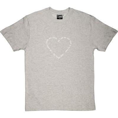 """Eric Cantona """"Heart"""" Quote"""