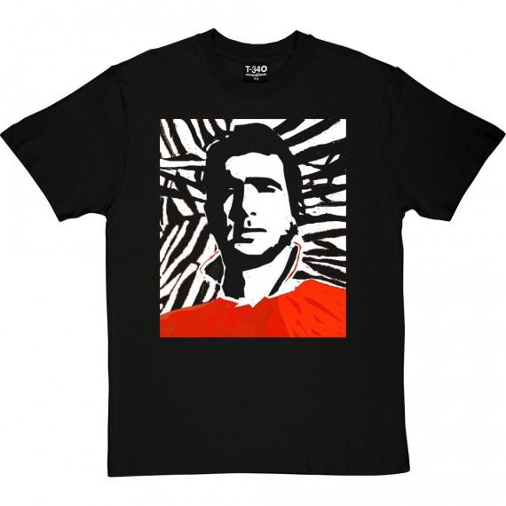 Eric Cantona Woodcut T-Shirt