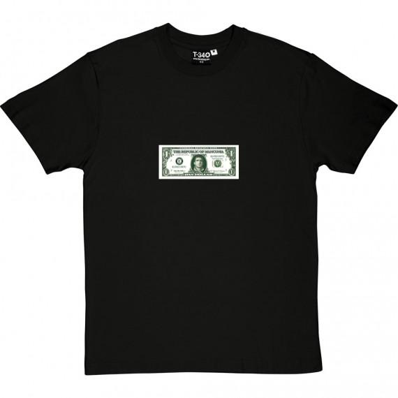 Eric Cantona Dollar T-Shirt