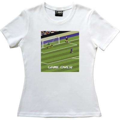 "Edwin van der Sar 2008 ""Game Over"""