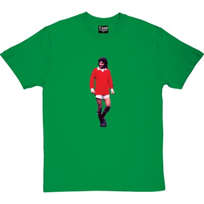 George Best Emerald Green T-Shirt