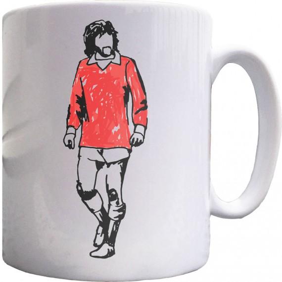 Best Sketch Ceramic Mug