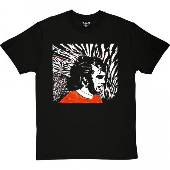 George Best Woodcut T-Shirt