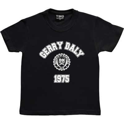 Gerry Daly 1975
