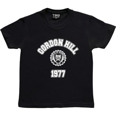 Gordon Hill 1977