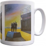 Hadrian Richards Old Trafford Ceramic Mug