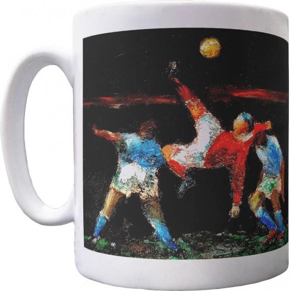Hadrian Richards The Overhead Ceramic Mug