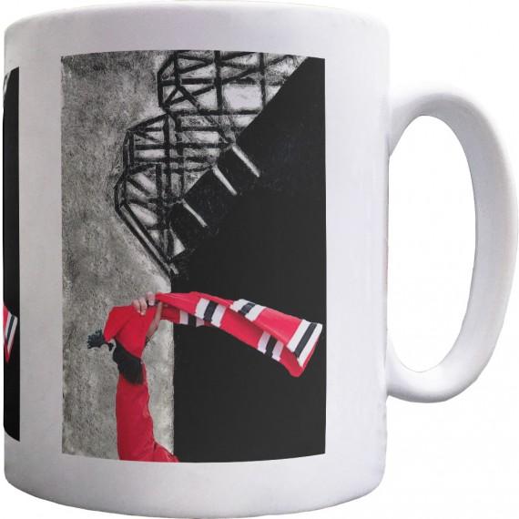 Hadrian Richards United Bar Scarf Ceramic Mug