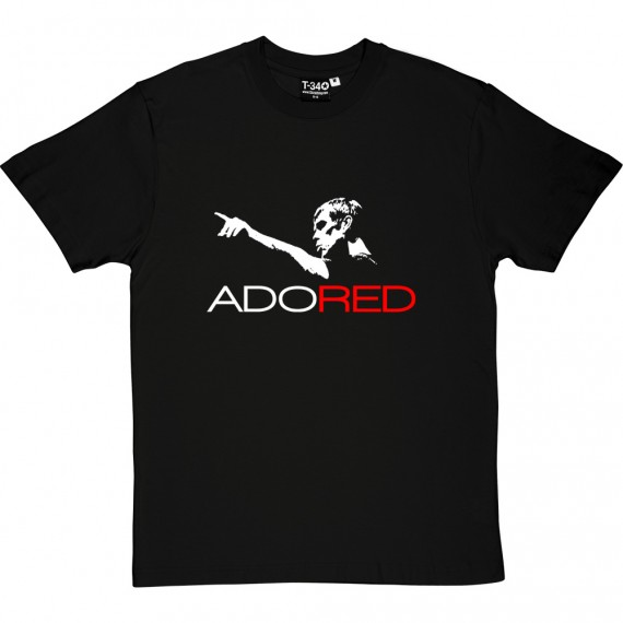 Ian Brown AdoRED T-Shirt