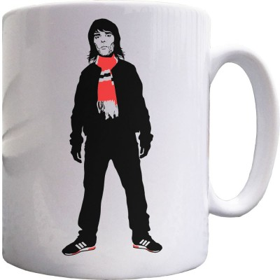 Ian Brown Bar Scarf Ceramic Mug