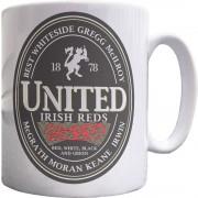 Irish Reds Ceramic Mug