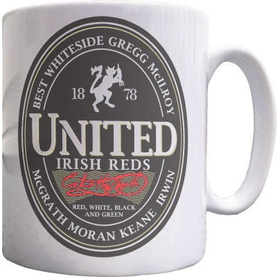 Irish Reds Ceramic Mug