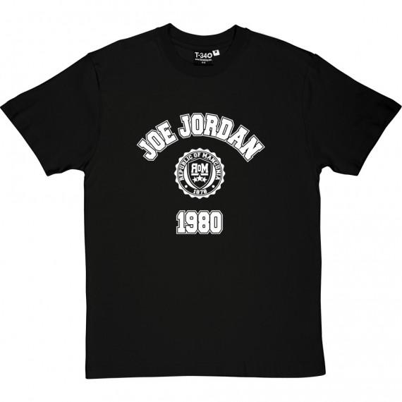 Joe Jordan 1980 T-Shirt