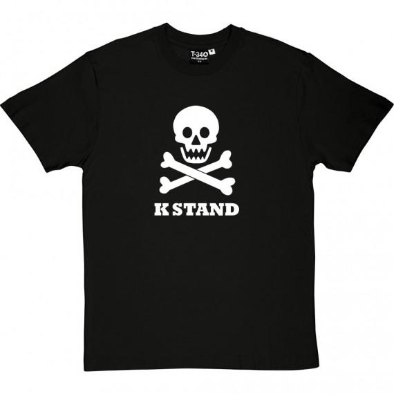K Stand Skull T-Shirt