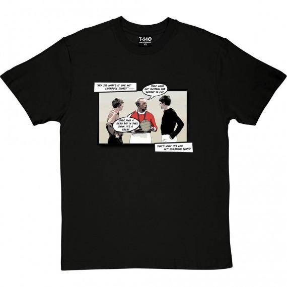 Kes P.E. Teacher T-Shirt