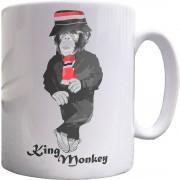 King Monkey Ceramic Mug