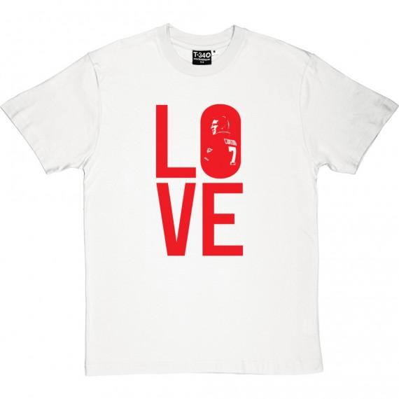Love Cantona T-Shirt