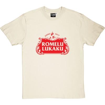 Romelu Lukaku Beer
